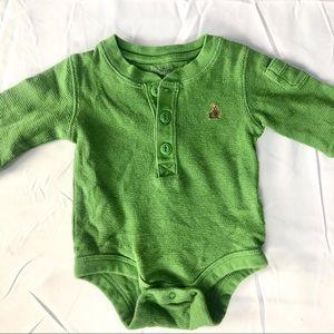 Baby gap onesie shirt